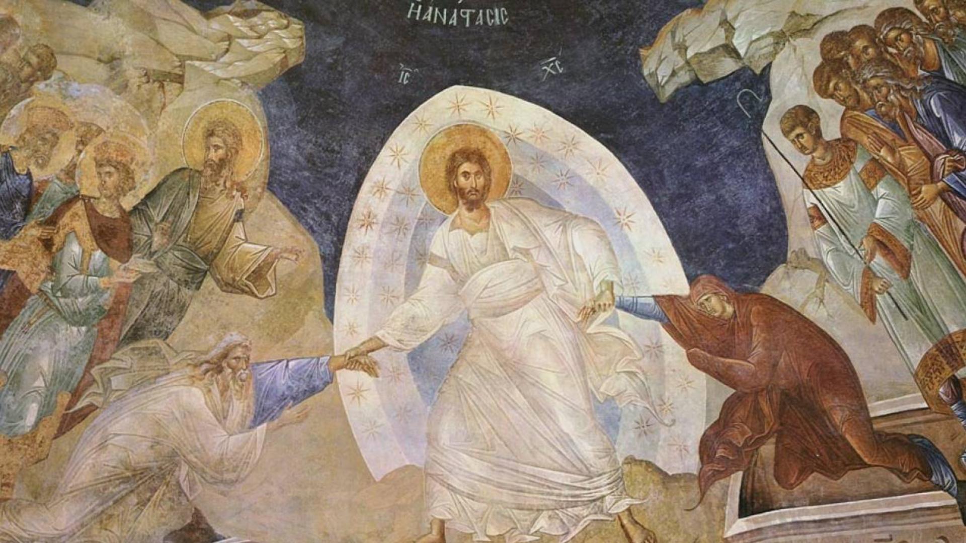 Resurrection of Jesus Christ icon